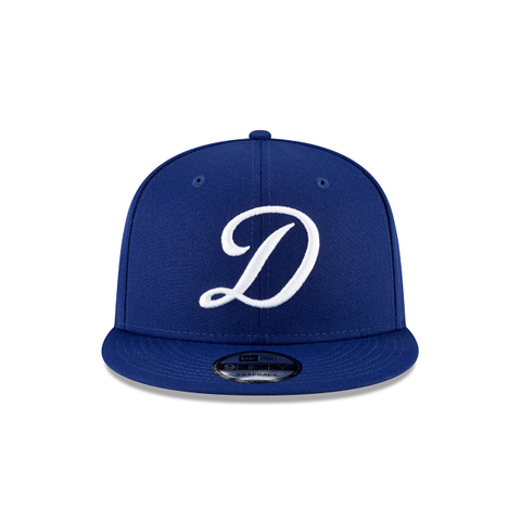 Los Angeles Dodgers Ligature 9Fifty Snapback (Royal)