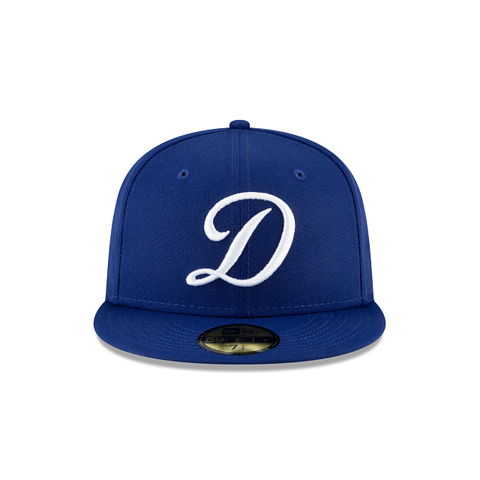Los Angeles Dodgers Ligature 9Fifty Fitted (Royal)