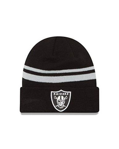 Raiders New Era NFL Cuff Knit