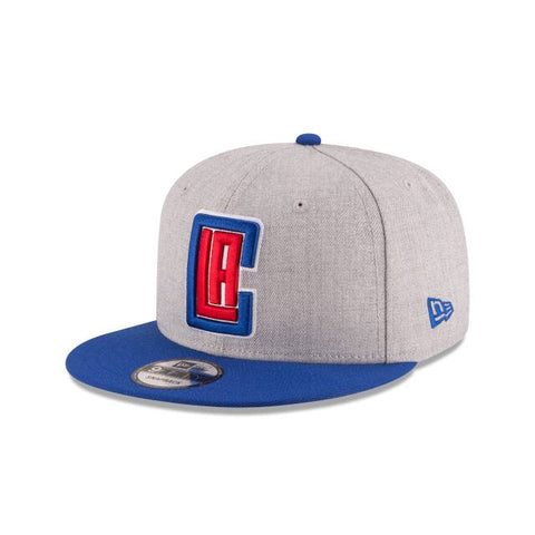 LOS ANGELES CLIPPERS 2TONE HEATHER 9FIFTY SNAPBACK
