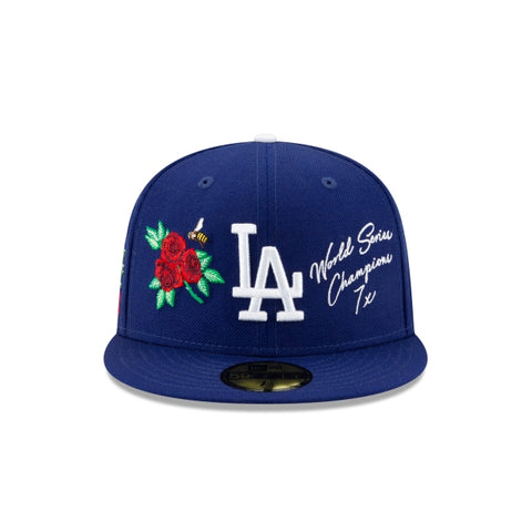 Los Angeles Dodgers Icons 2.0 59Fifty  Fitted