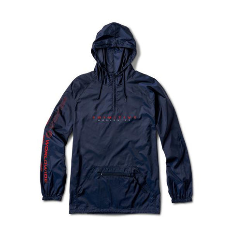 EXPANSION ANORAK  JACKET