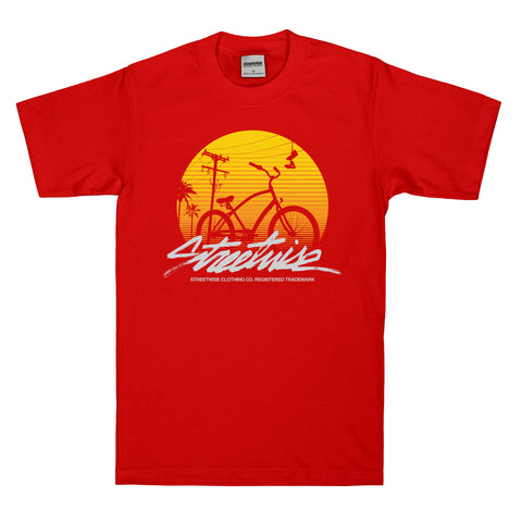 Beach Cruiser (Red)