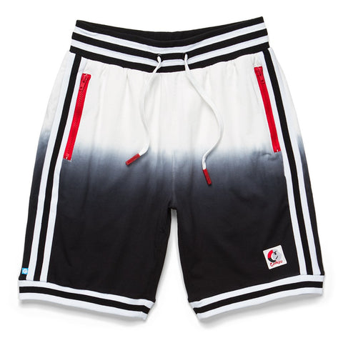 Break Of Dawn Shorts (Black/Red)