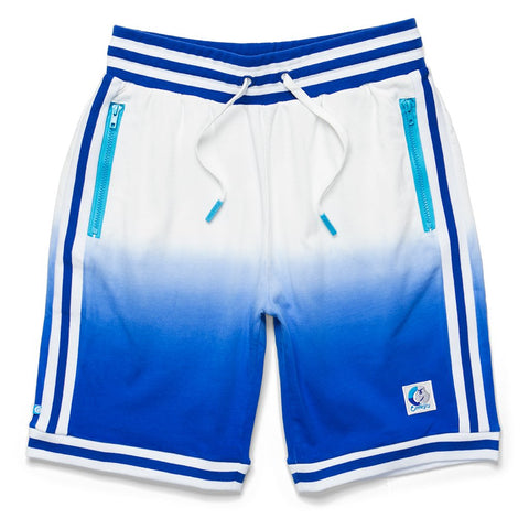 Break Of Dawn Shorts (White/Royal)