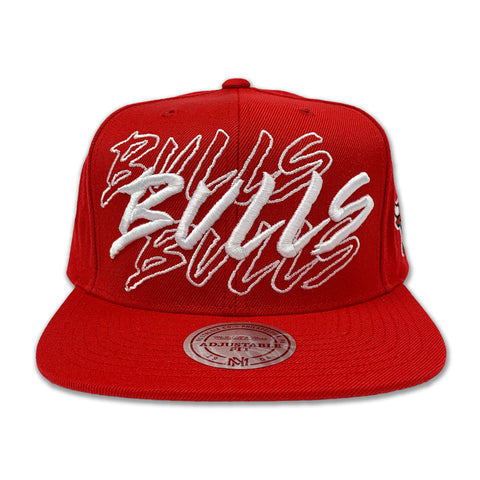 Chicago Bulls Ragin TC Snapback