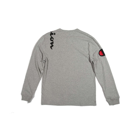 Heritage Long Sleeve Tee (Oxford Gray)