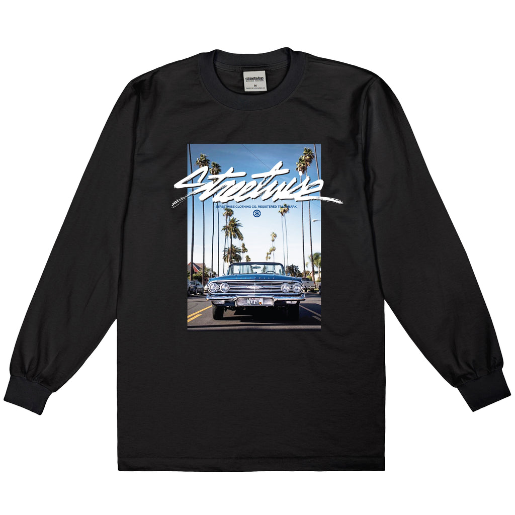 Droptop Long Sleeve (Black)