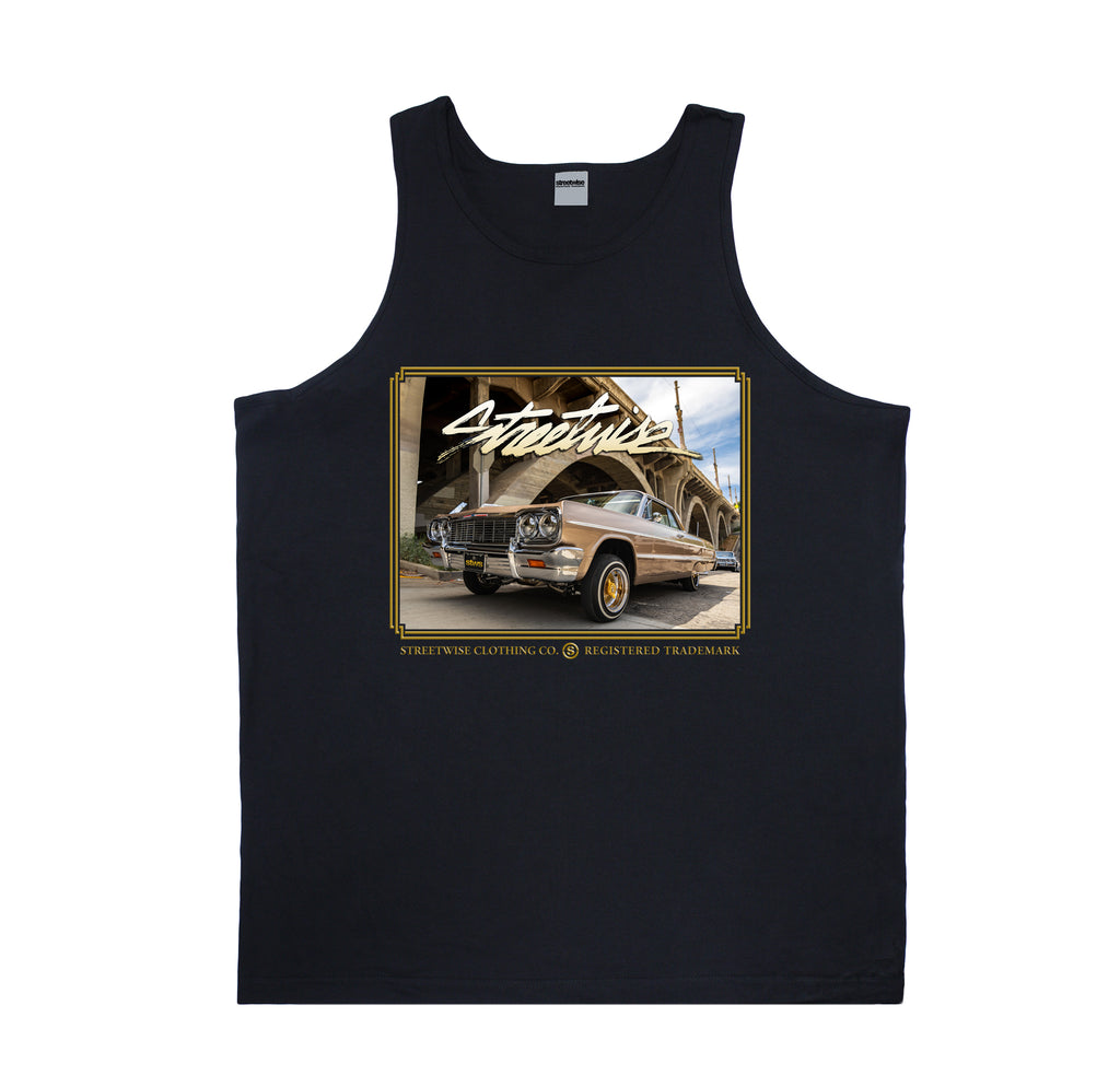 Golden Tank (Black)