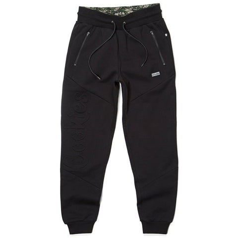 Harvest Pieced Fleece Joggers Sweatpants