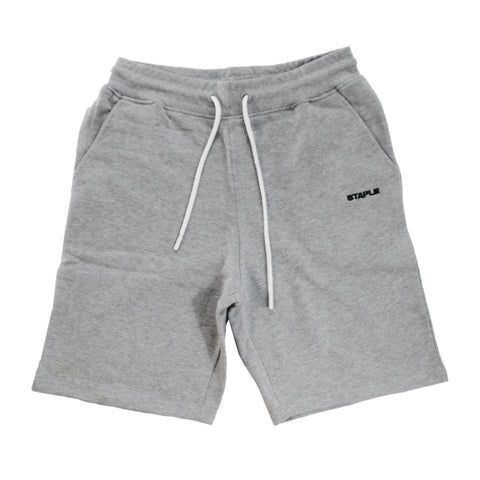 Loopback Sweat Short (Gray)