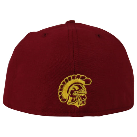 USC Trojans New Era 59FIFTY Team Fitted Hat