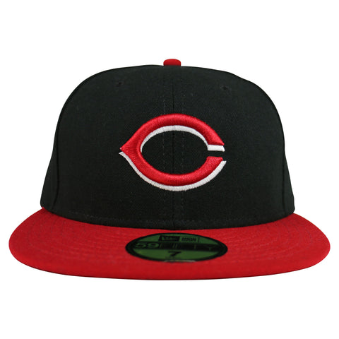 Cincinnati Reds MLB Authentic 59FIFTY Cap