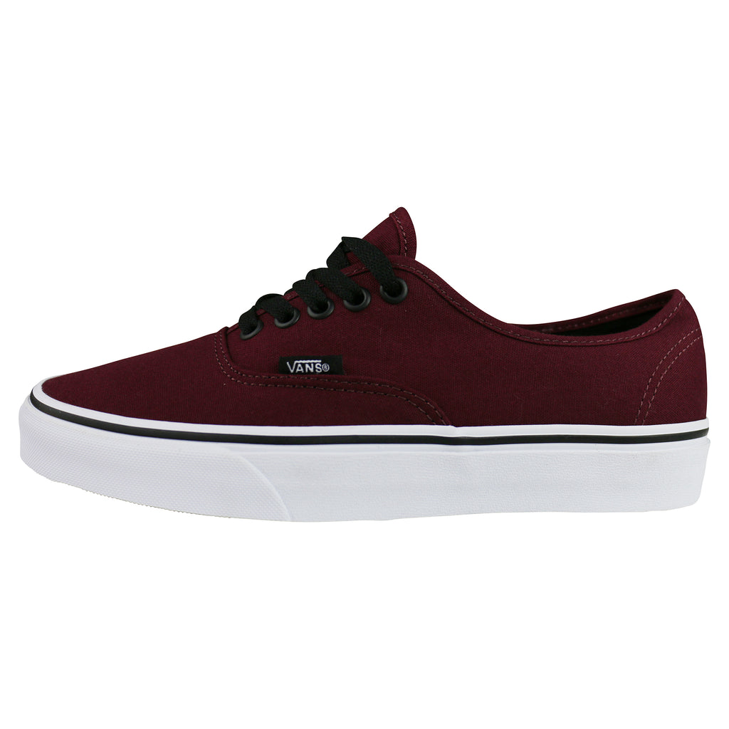 Look - Vans burgundy what to wear with video