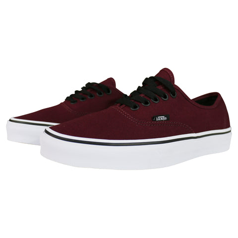 Vans Authentic Classic (Burgundy/White)