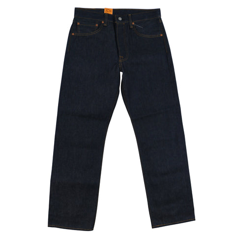 501® Original Shrink-to-Fit™ Jeans - (Dark Blue Hard)