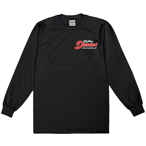 Inner Demons Long Sleeve (Black)