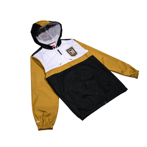 LAFC Margin Of Victory Windbreaker Jackets
