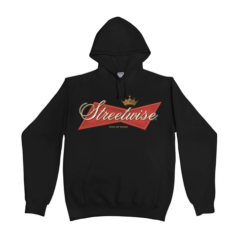 King Of Kings Hoody (Black)