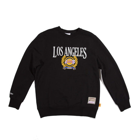 Los Angeles Lakers The Trustee Crew Fleece