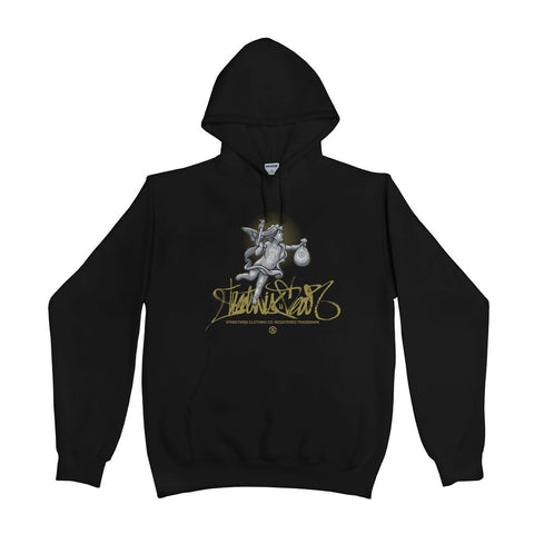 Lost Angel Hoody (Black)