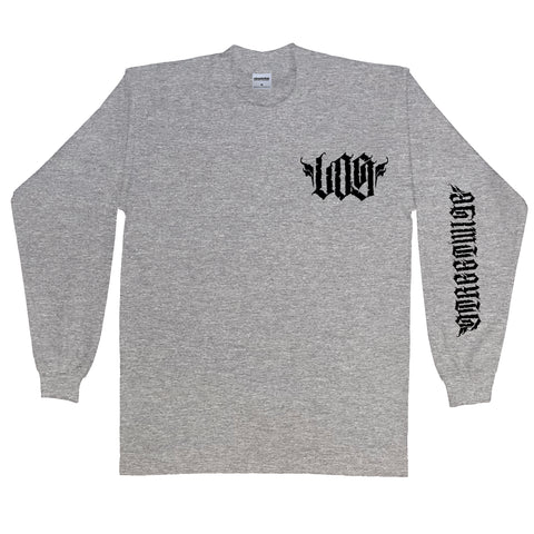 LOS-CAPSULE Long Sleeve (Gray)