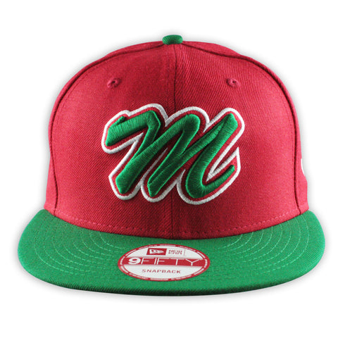 """M"" Mexico 9FIFTY Snapback"