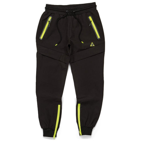Ninety Five Nylon Tech Joggers Pants