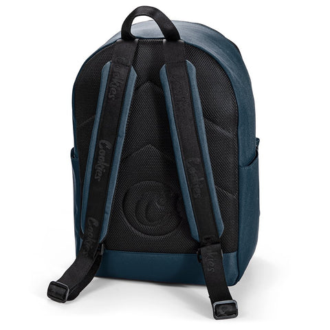 Orion Canvas Smell Proof Backpack (Navy)