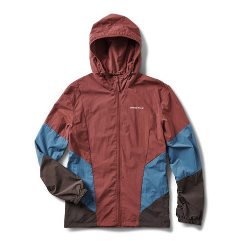 Dash Jacket (Burgundy)
