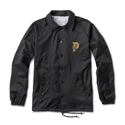 Dirty P Scorpion Coach Jacket (Black)