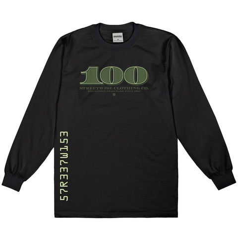 Pay Homage Long Sleeve (Black)