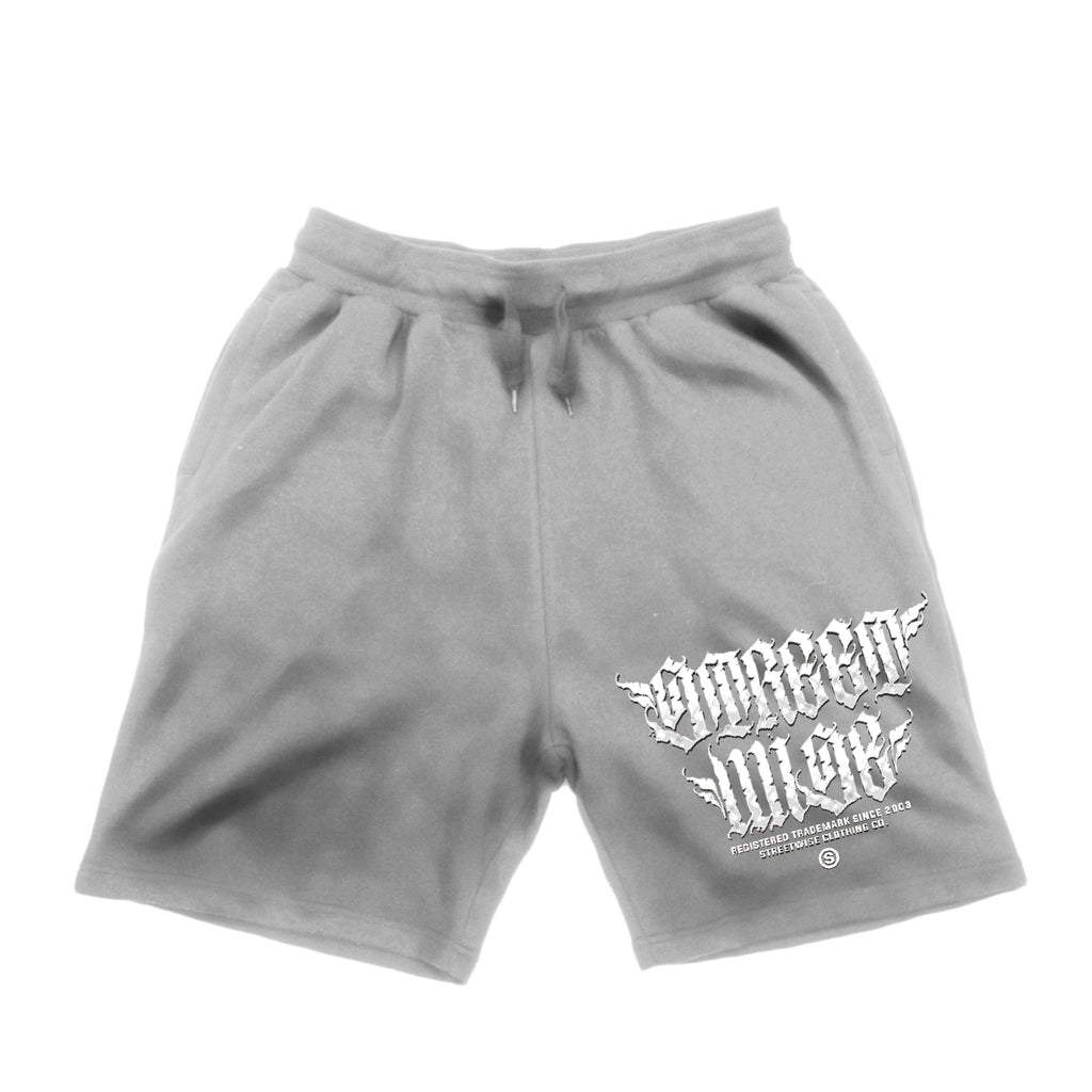 Rugged Sweat Shorts (Gray)
