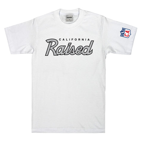 Raised (White)