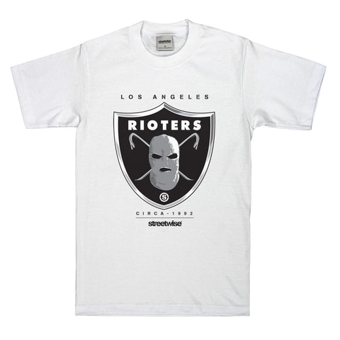 Rioters (White)