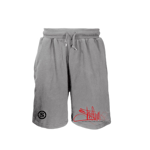 Scriber Sweat Shorts (Gray)