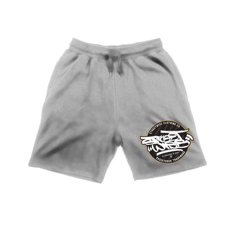 Stylize Sweat Shorts (Gray)