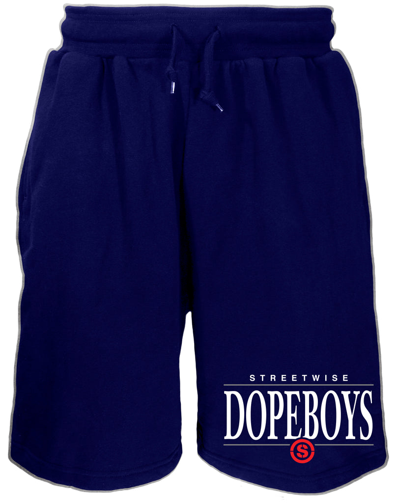The Boys Sweat Shorts (Navy)