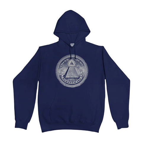 Think Rches Hoody (Navy)