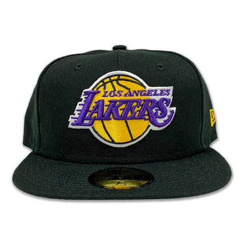 LOS ANGELES LAKERS TEAM COLOR 59FIFTY FITTED