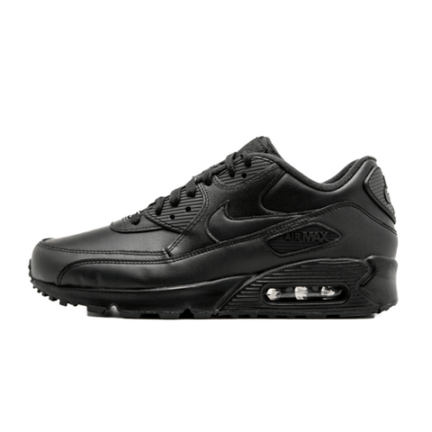 Nike Air MAx 90 Leather (Black)