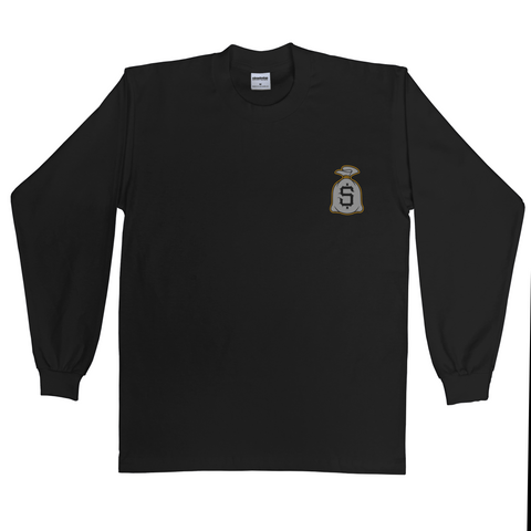 Any Means Long Sleeve (Black)