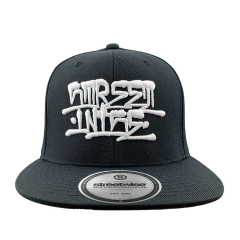 Back Alley Snapback (Black)