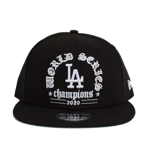 Los Angeles Dodgers Arch Script 9Fifty Snapback (Black)