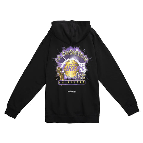 Los Angeles Lakers NBA Showtime 17x Hoodie