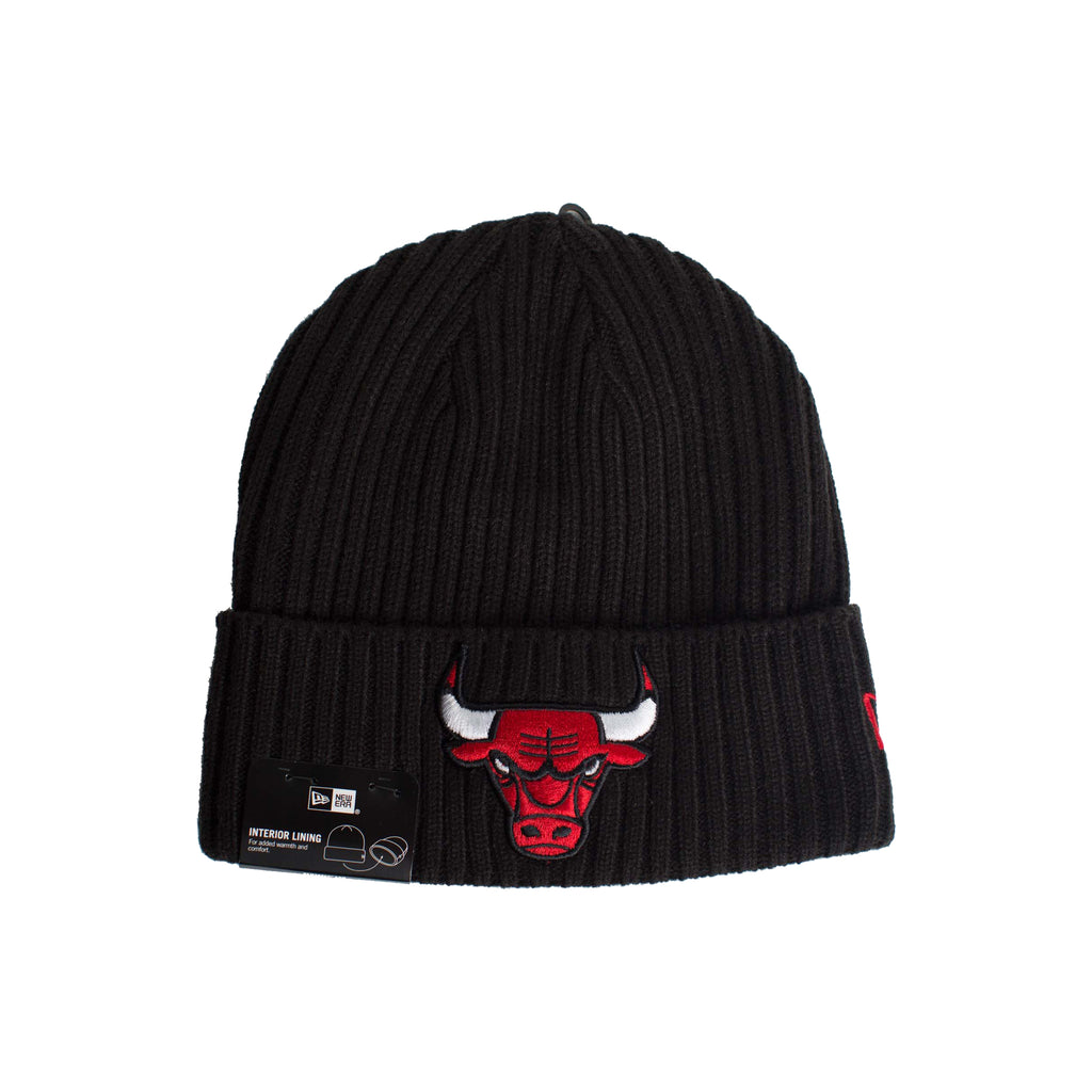 Chicago Bulls Core Classic Knit (Black)
