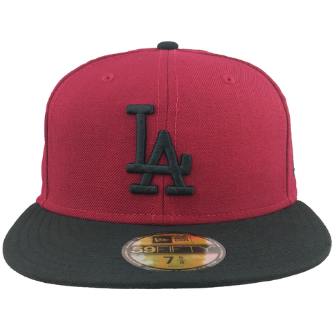 Los Angeles Dodgers Custom Basic New Era 59Fifty Fitted