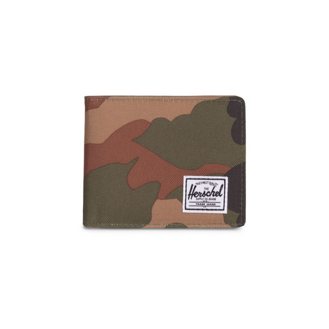 Roy Wallet (Woodland Camo)