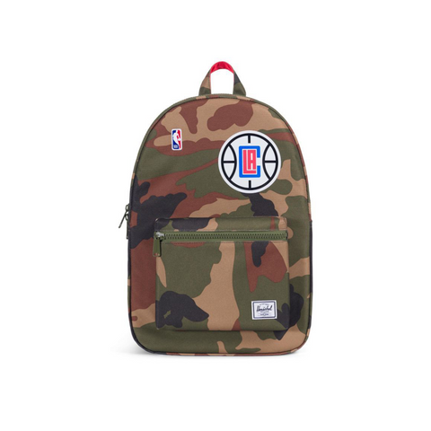 Los Angeles Clippers Settlement Backpack | NBA Superfan (Camo)