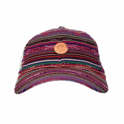 Peruvian Jaquared Dad Hat